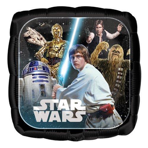 Anagram 35521 Classic Star Wars Foil Balloon, 18