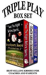 Coaching Youth Baseball: TRIPLE PLAY Box Set (Coaching Baseball)