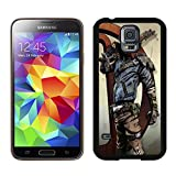 img - for Sci-fi Borderlands Roland Shotgun Emblem Background Protective Phone Case for Samsung Galaxy S5 I9500 in Black book / textbook / text book