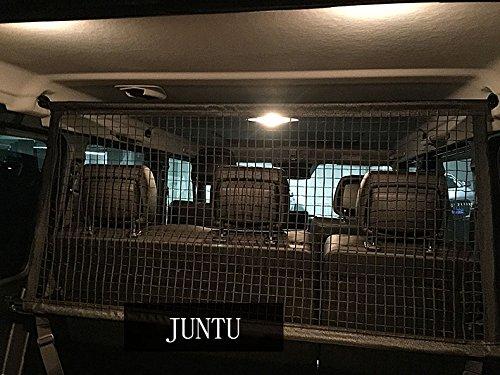 Juntu Pet Barrier Net, Dog Car Barriers Travel Predector Cargo Barrier Net for Mercedes Benz G500 G55 G350 G63 G550 Safe Driving Helper