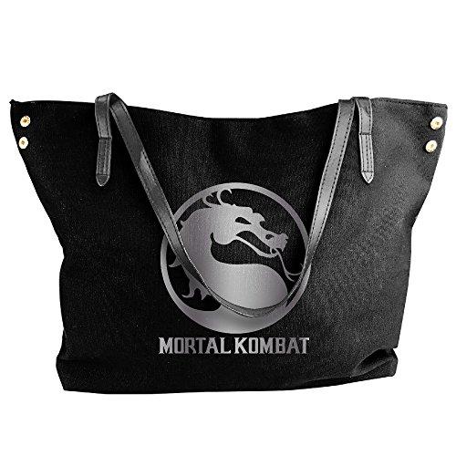 Mortal Kombat Platinum Style Handbag Shoulder Bag For Women