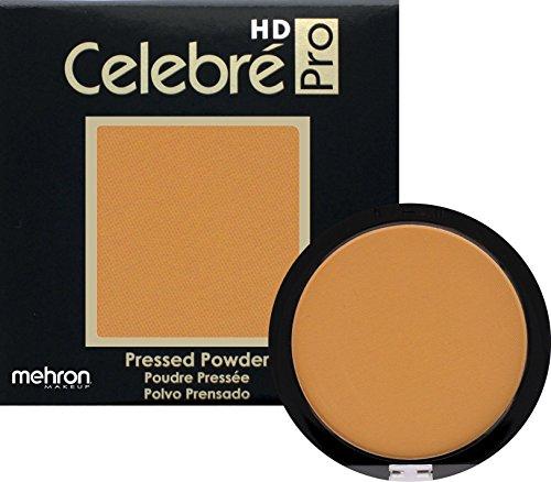 - Mehron Makeup Celebre Pro-HD Pressed Powder Face & Body Makeup (.35 oz) (EURASIA FAIR)