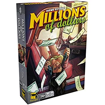 Surfin' Meeple Millions of Dollars Board Game