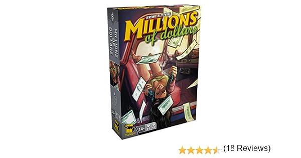 Matagot- Millions of dollars (MAMD0001) , color/modelo surtido: Amazon.es: Juguetes y juegos