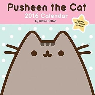 Pusheen the Cat 2016 Wall Calendar (1449470580)   Amazon Products