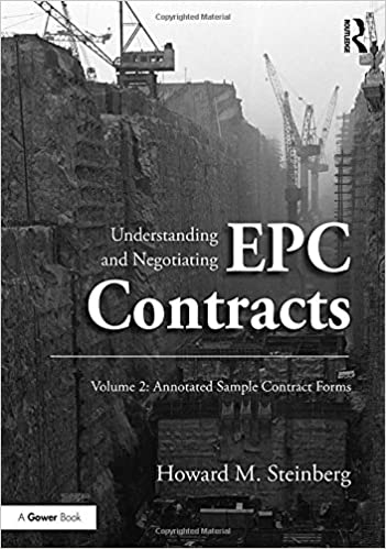 amazon understanding and negotiating epc contracts volume 2