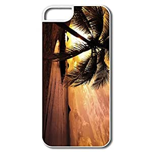WallM Beach Colors In Twilight Case For Iphone 5/5S