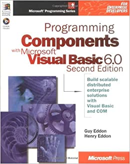 Programming Components with Microsoft Visual Basic 6 0 (Microsoft