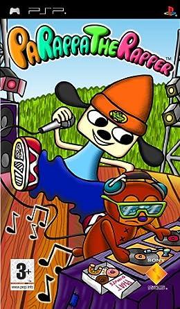 200b0066280 PaRappa The Rapper (PSP)  Amazon.co.uk  PC   Video Games