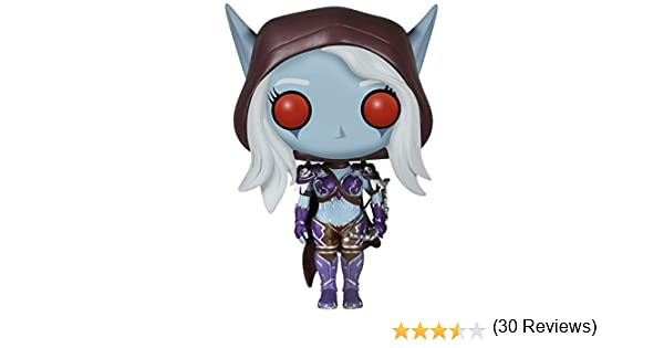 Funko Pop!- Vinyl: Games: Wow: Lady Sylvanas (4010)