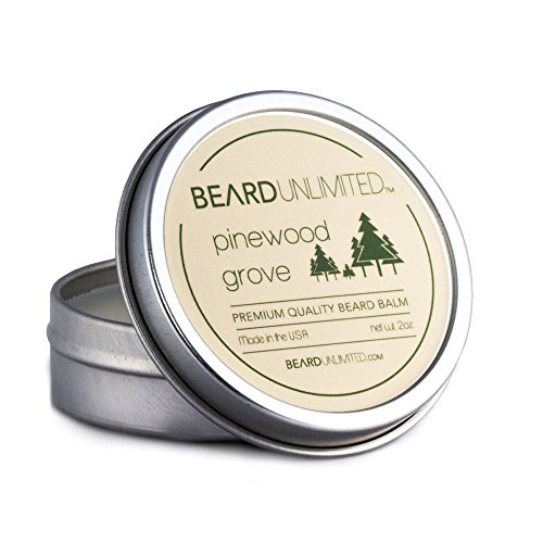 Beard Unlimited - Beard Balm- Leave In Conditioner - Pinewood Grove