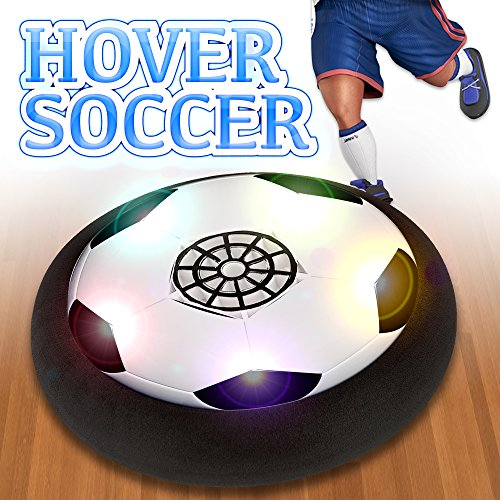 Fantastic Hover Soccer Kids Toy , Little Boy Toys Age 3 - 12 Year Old , Best Sports Gifts for Boys & Girls - World Cup Limited Edition , 1 X Ball
