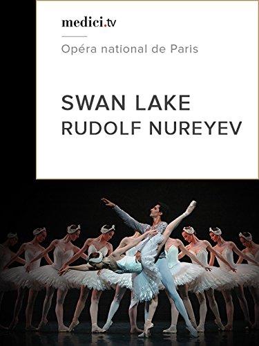 Swan Lake - Rudolf Nureyev - Agnès Letestu, José Martinez, Opéra National de Paris