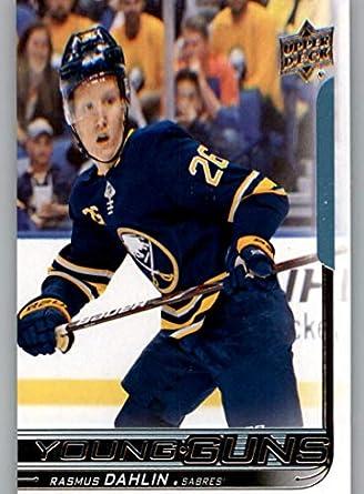 2018-19 Upper Deck Hockey Card  201 Rasmus Dahlin Buffalo Sabres Official  UD Trading 569c50c50