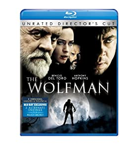 Cover Image for 'Wolfman, The (2-Disc Unrated Director's Cut)'