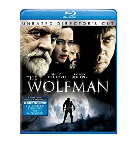 The Wolfman (Unrated Director's Cut) [Blu-ray] (Bilingual)
