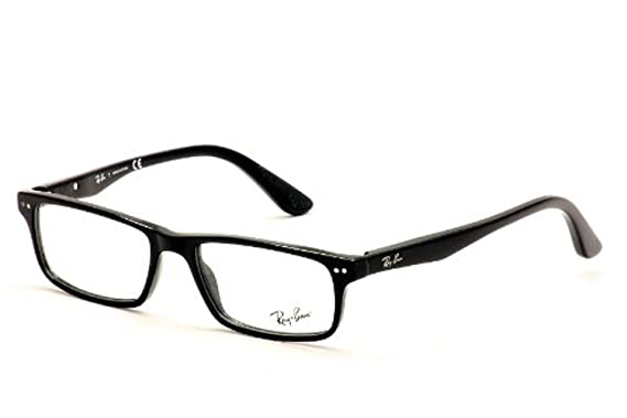 4a7b47a012 Image Unavailable. Image not available for. Color  Ray-Ban Men s 0rx5277  0RX5277 No Polarization Rectangular Eyeglasses