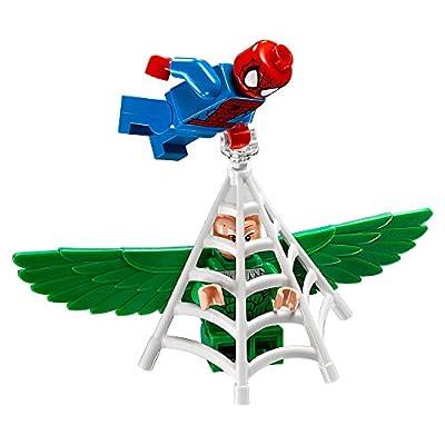 LEGO Marvel Super Heroes Spider-Man: Doc Ock's Tentacle Trap 76059: Toys & Games