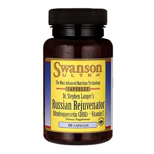 Swanson Russian Rejuvenator 60 Caps