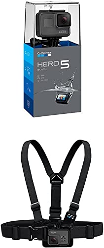 GoPro HERO5 Black with Chesty Chest Harness