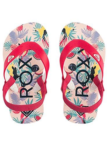 ab9a59862 Galleon - Roxy Girls  TW Tahiti V Flip-Flop