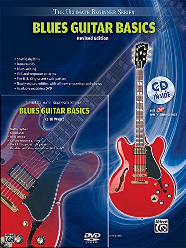 - Ultimate Beginner Blues Guitar Basics Mega Pak: Book, CD & DVD (The Ultimate Beginner Series)