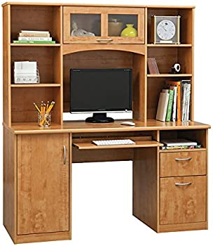 Realspace Landon Desk With Hutch