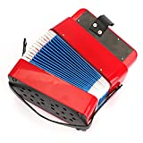 Tosnail Kids Piano Percussion Accordion Musical