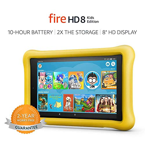 All New Tablet Display Yellow Kid Proof product image