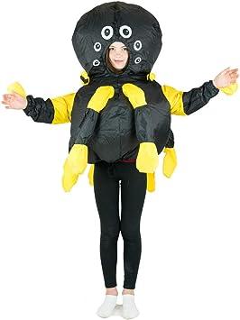 Bodysocks® Disfraz Hinchable de Araña Niño: Amazon.es: Juguetes y ...