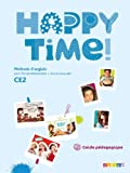 Happy Time CE2 - Guide pédagogique - version papier
