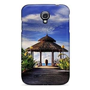 Quality Mwaerke Case Cover With Welcome Paradise Nice Appearance Compatible With Galaxy S4