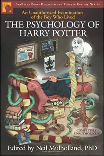 Téléchargement gratuit d'échantillons de livreThe Psychology of Harry Potter: An Unauthorized Examination Of The Boy Who Lived (Psychology of Popular Culture) in French PDF RTF