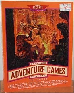 Book Computer Adventure Games Secrets (Secrets of the Games) by Barba, Rick (1994)