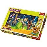 Trefl Scooby Doo -Treasure Hunters Puzzle (100 Pieces)
