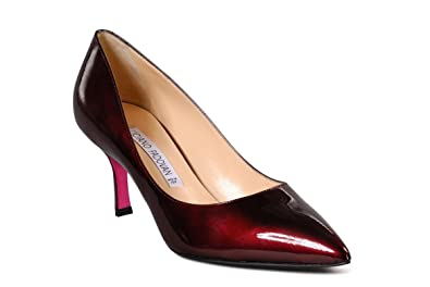 Rouge 41 Padovan Ldd326 Femme Lx6ca Luciano Taille HEIWD92Y