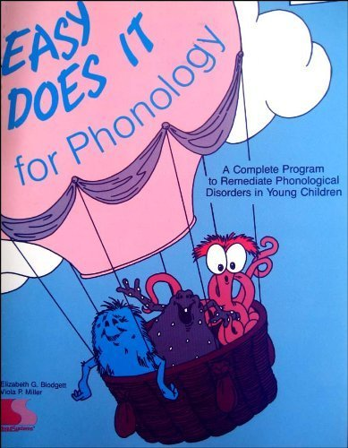 Easy Does it for Phonology. Materials Book