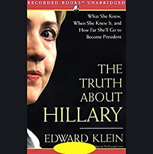 The Truth About Hillary Audiobook