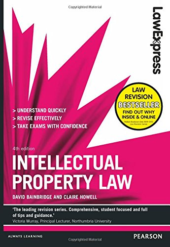 [D0wnl0ad] Law Express: Intellectual Property Law P.D.F