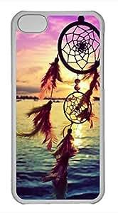 iPhone 5c case, Cute Dreamcatcher 2 iPhone 5c Cover, iPhone 5c Cases, Hard Clear iPhone 5c Covers