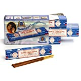 Satya Nagchampa Incense Sticks 15gm (12 packets)