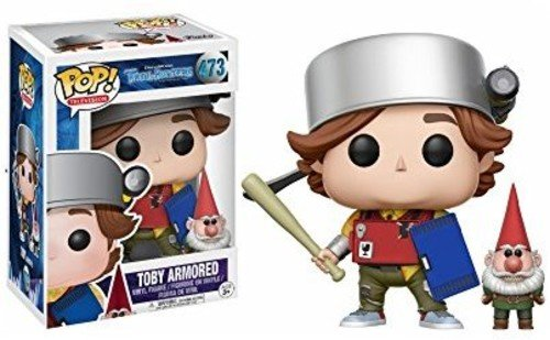 Funko Pop! Toby Armored - Trollhunt