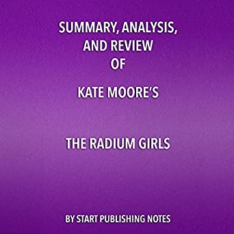 Book Review In Different Key Story Of >> Amazon Com Summary Analysis And Review Of Kate Moore S The