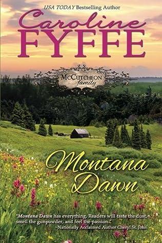 book cover of Montana Dawn