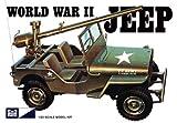 MPC World War II Military Jeep Model Kit