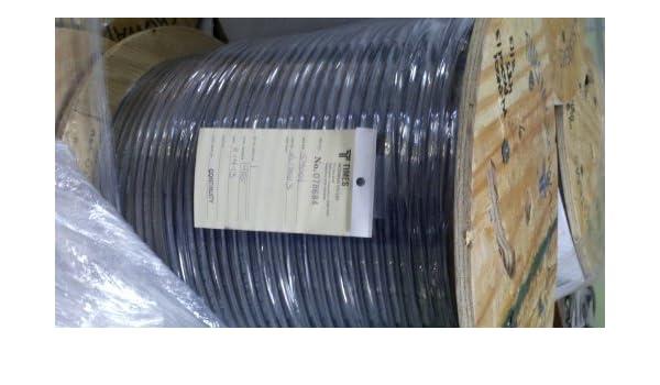 Cable alargador de antena nos Made LMR240 Cable Coaxial con SMA macho y SMA hembra conectores | celular - seguridad - Cámara - Extensor de antena de radio ...