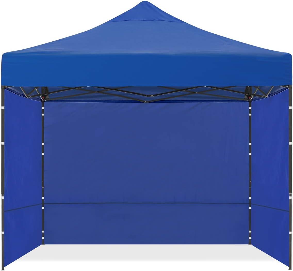 CARPLE - Carpa plegable 3x3m Impermeable Exterior, Carpa de plegado Fácil color Azul para Eventos, Jardín, Fiestas al Aire Libre: Amazon.es: Juguetes y juegos