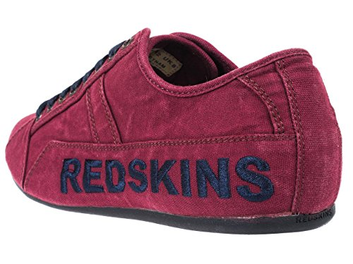 Baskets Homme Tempo Sport Rouge Redskins p4xAwA