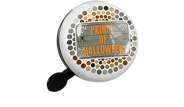 Amazon.com : NEONBLOND Bike Bell Prince of Halloween Halloween Spider Webs Scooter or Bicycle Horn : Sports & Outdoors