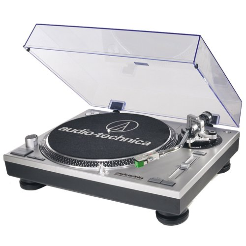 Audio-Technica AT-LP120-USB Direct Drive Turntable with Knox Brush and Cleaning Kit by Audio-Technica (Image #1)